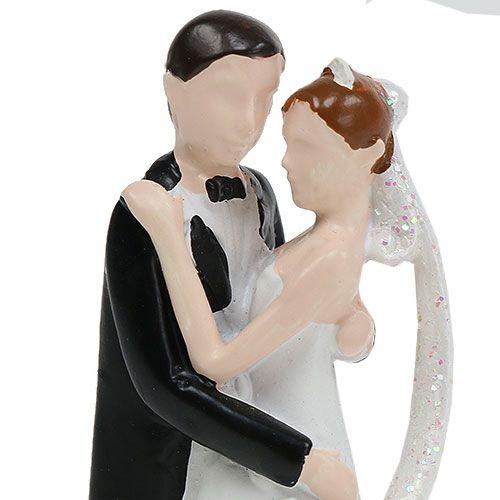 Decoration figure wedding couple 10,5cm