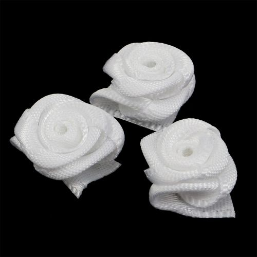 Diorrose for gluing and spreading white Ø1,5cm 24pcs