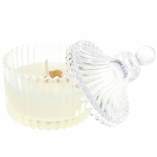 """Scented candle """"Festive fruits and vanilla"""" Ø6,5cm H9cm"""