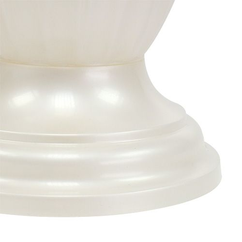 Setting vase Lilia mother-of-pearl Ø23cm, 1p