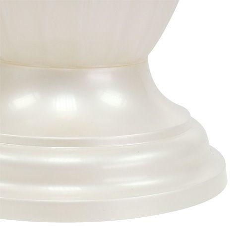 """Lilia"" vase mother of pearl Ø28cm, 1Pce"