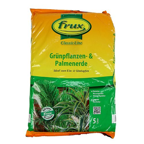FRUX green and palm soil 5l