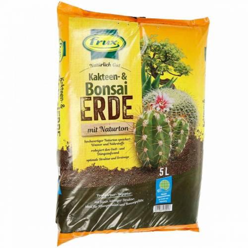 FRUX cactus soil and bonsai soil 5L