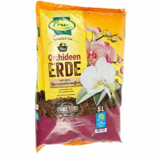 FRUX orchid soil (5 Ltr.)