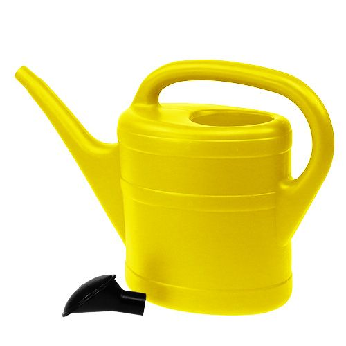 Watering can 5l yellow