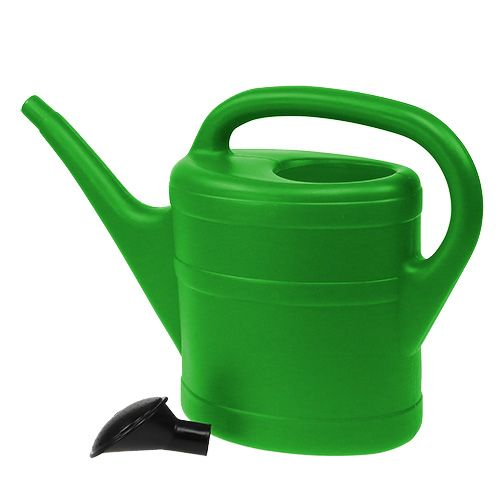 Watering can 5l may green