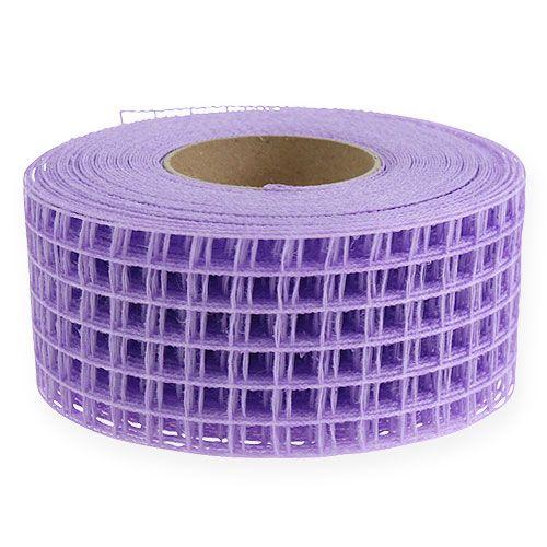 Mesh tape 4.5cm x 10m pink
