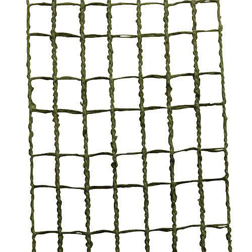 Mesh tape 4.5cm x 10m moss green