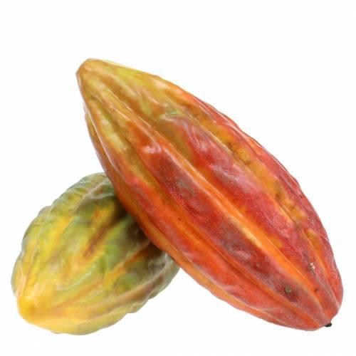 Cacao Fruit Mix 18cm Green, Orange