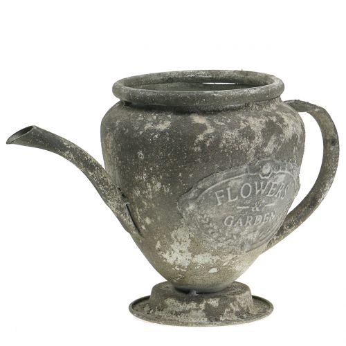 Planter jug Vintage Ø16cm H17cm