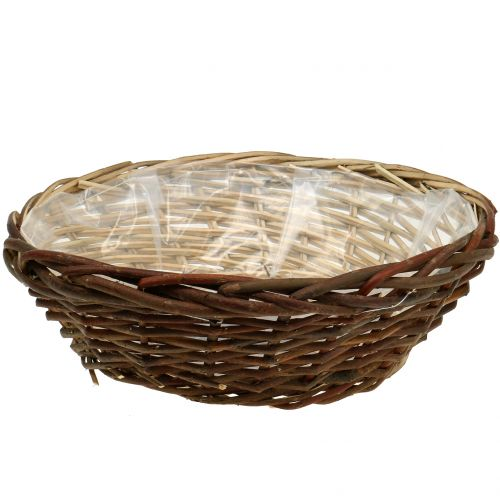 Basket bowl plant basket Ø45cm H14cm