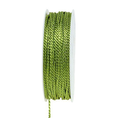 Cord Green 2mm 50m