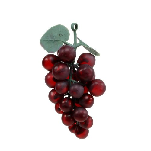 Artificial grapes Bordeaux 10cm