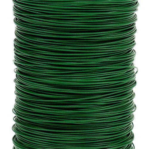 Myrtle wire green 0.35mm 100g