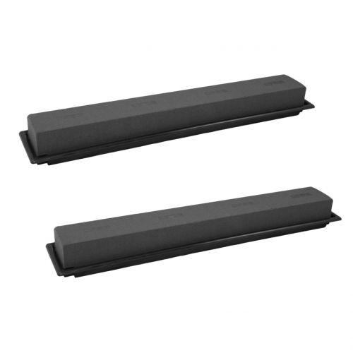 Plug dimensions table decoration plug foam black 48cm 4pcs
