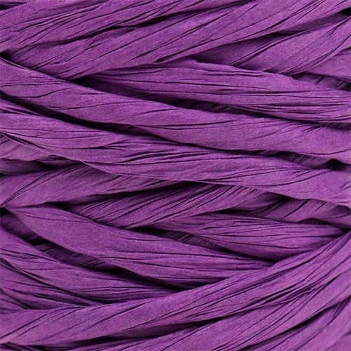 Paper cord 6mm 23m Fuchsia