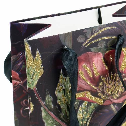 Gift bag for bottles flowers 8,5cm x 14cm H36cm