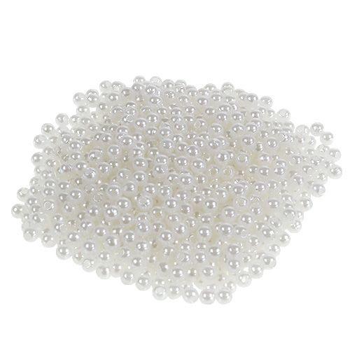 Pearl White Ø4mm 200g