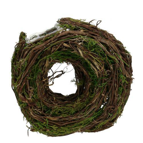 Plant wreath nature 28cm x 30cm