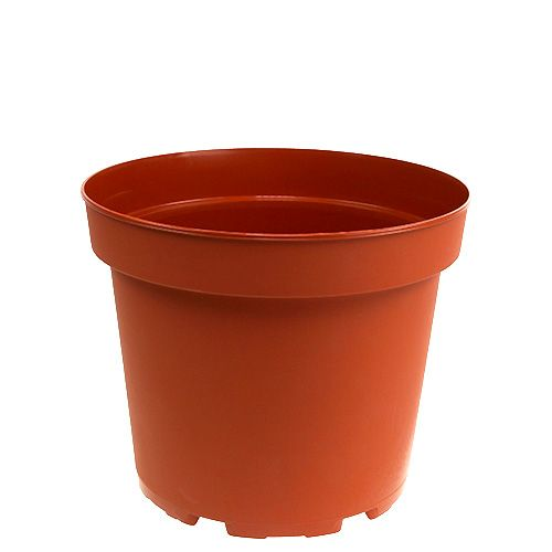 Plant pot plastic Ø17cm 10pcs