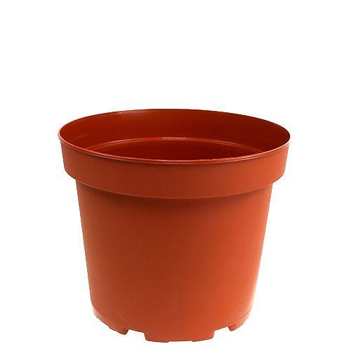 Plant pot plastic inner pot Ø15cm 10pcs