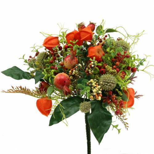Autumn bouquet physalis 26cm