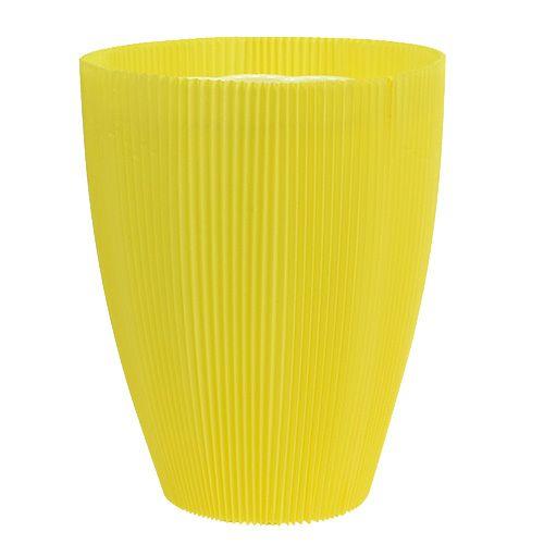 Pleated Cuffs Yellow 18,5cm 100pcs