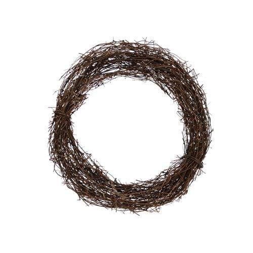 Vine wreath Ø10cm 20pcs