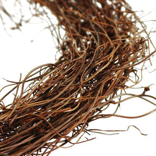 Vine wreath Ø15cm 10pcs