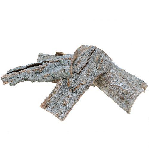 Bark for crafting White washed 13cm 1kg