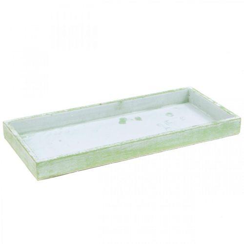 Decorative tray, planter bowl, coaster, table decoration L32cm