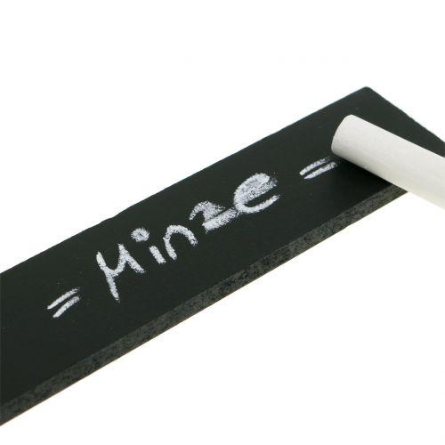 Plant plug with chalk 16.5cm 4pcs