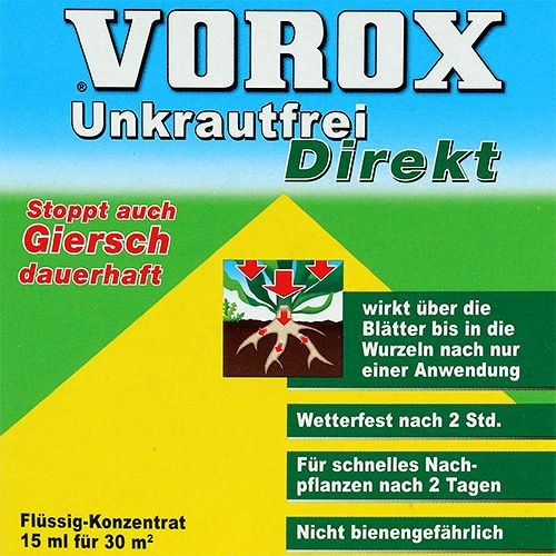 Compo Vorox Weed-Free against Giersch 15ml