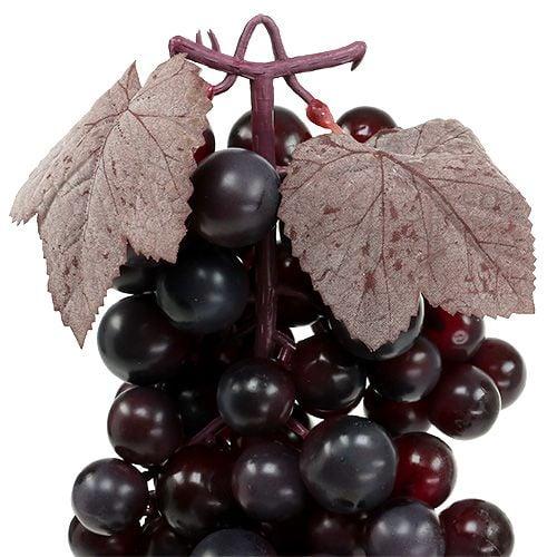 Grape Dark Red 44cm artificial