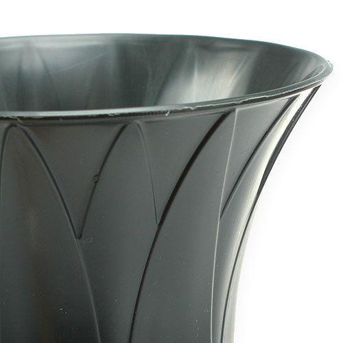 Grave vase 37cm 5 pieces