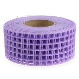 Mesh tape 4,5cmx10m purple