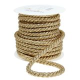 Cord Gold 10mm 10m