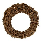 Wreath cork branches nature Ø40cm