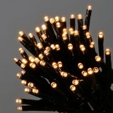 LED fairy lights 144er black, warm white for outdoor 1.2m