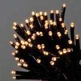 LED fairy lights black, warm white 448er for outdoor 3m
