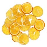 Orange slices 500g natural