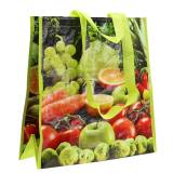 Shopping bag with handles Vitale plastic 38 × 20 × 39cm