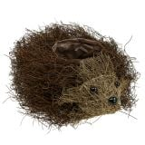 Planter Hedgehog from vines 22cm x 25cm