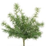Artificial pine branch green 53cm 3pcs
