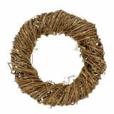 Vine wreath Ø40cm natural