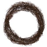 Vine wreath Ø25cm 10pcs