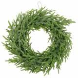Fir wreath Ø30cm green