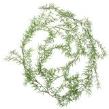 Juniper garland green-iced 180cm