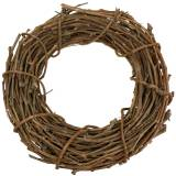 Grapevine wreath nature Ø50cm